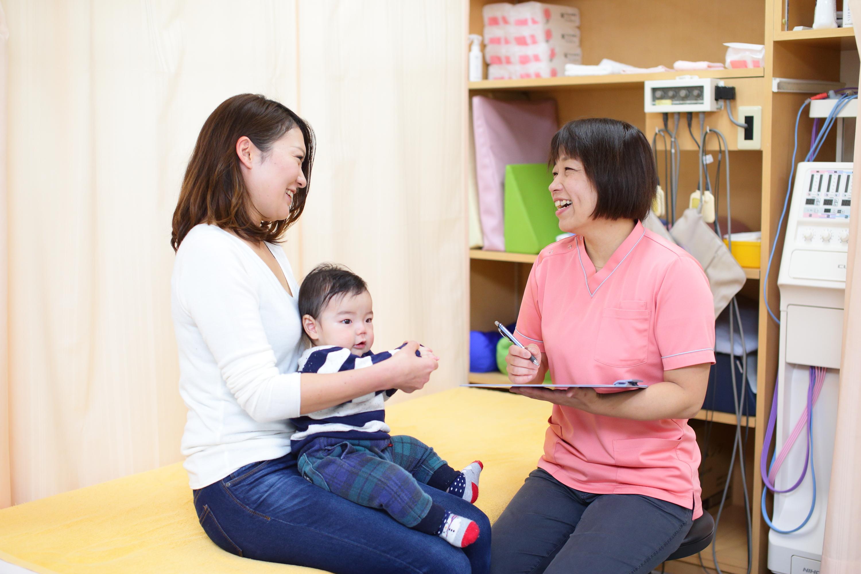 産後の腰痛・股関節痛の改善について