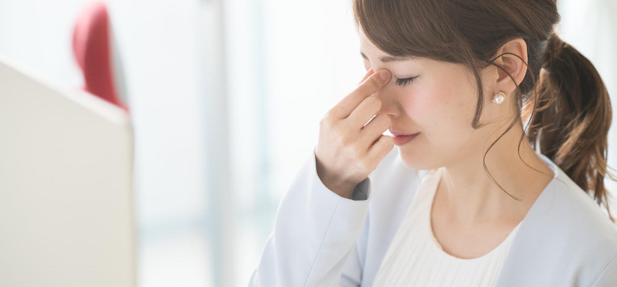 目の疲れ|川崎市で眼精疲労解消の施術は、美健LABO.K-Style